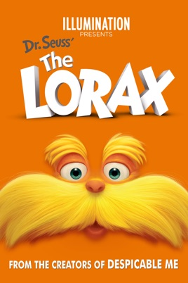 Dr. Seuss' the Lorax on iTunes