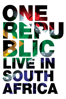 OneRepublic - Live In South Africa  artwork