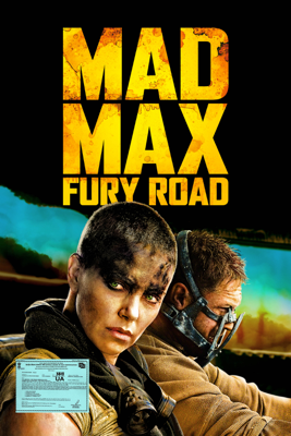 George Miller - Mad Max 4: Fury Road artwork