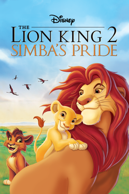 Darrell Rooney & Rob Laduca - The Lion King 2: Simba's Pride  artwork