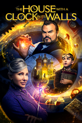 Eli Roth - The House With a Clock In Its Walls  artwork