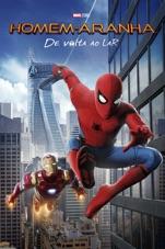 Capa do filme Homem-Aranha - De Volta Ao Lar