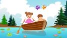 Row Your Boat - Zouzounia TV