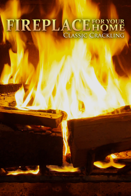 Fireplace for your Home: Crackling Fireplace - Unknown