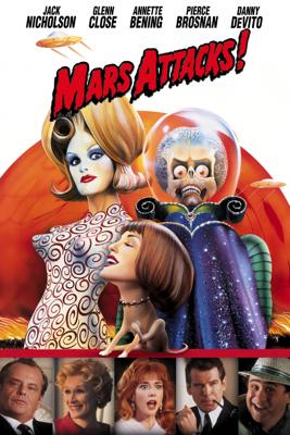 Mars Attacks! - Unknown