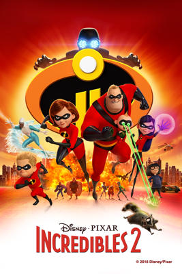 Brad Bird - Incredibles 2  artwork