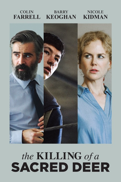 The Killing Of A Sacred Deer Stream