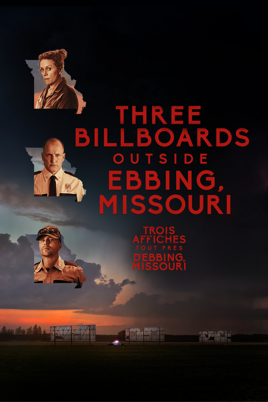 Three Billboards Outside Ebbing, Missouri 2017 Hindi Dual Audio 480p 350MB BluRay