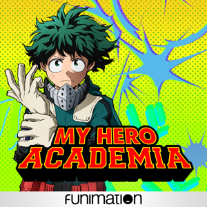 My Hero Academia Uncut, Season 2, Pt. 2