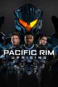 Pacific Rim: Uprising - Steven S. DeKnight Cover Art