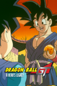 Dragon Ball GT - A Hero's Legacy