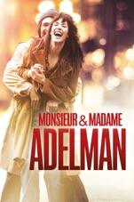 Capa do filme Monsieur & Madame Adelman