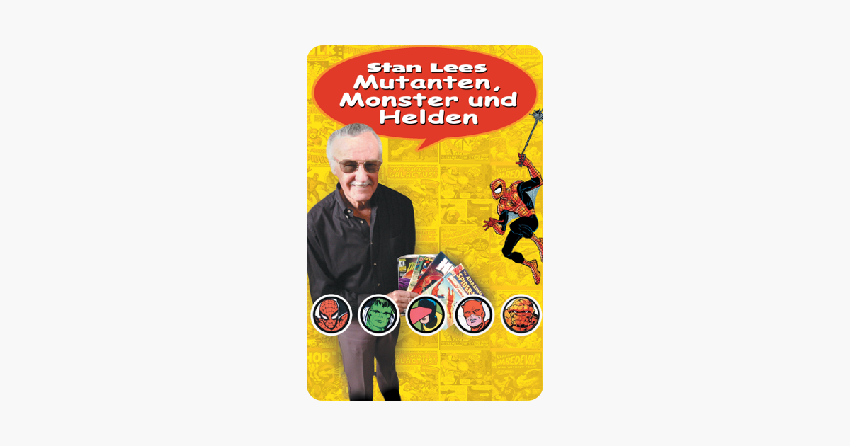 Stan Lee S Mutants Monsters Marvels On Itunes