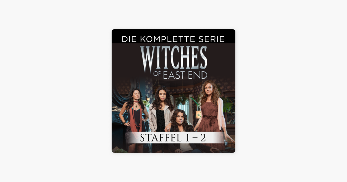 Witches Of East End Staffel 2