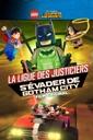 Affiche du film LEGO DC Super Heroes : La Ligue des Justiciers - S\'évader de Gotham City