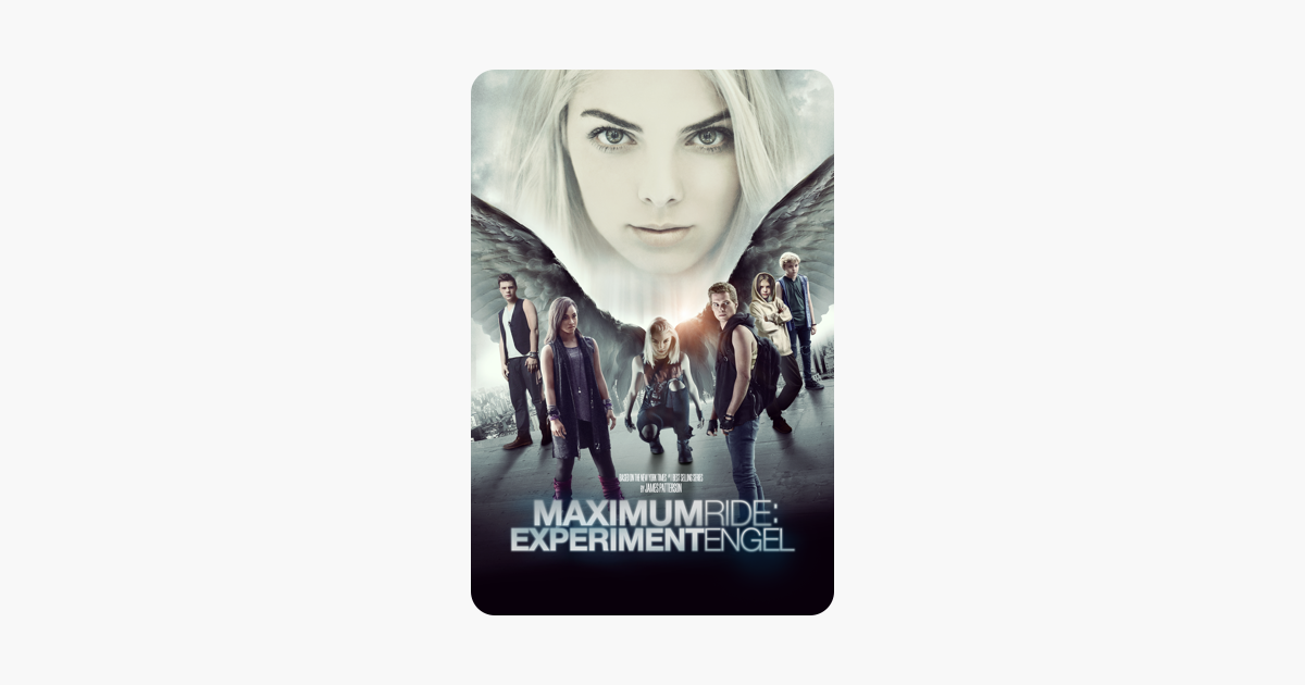 Maximum Ride Experiment Engel