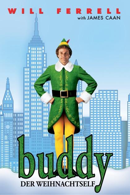 """""""Buddy der Weihnachtself"""" in iTunes"""