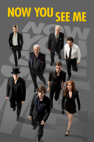 Now You See Me 2013 Hindi Dual Audio 720p 1.2GB BluRay