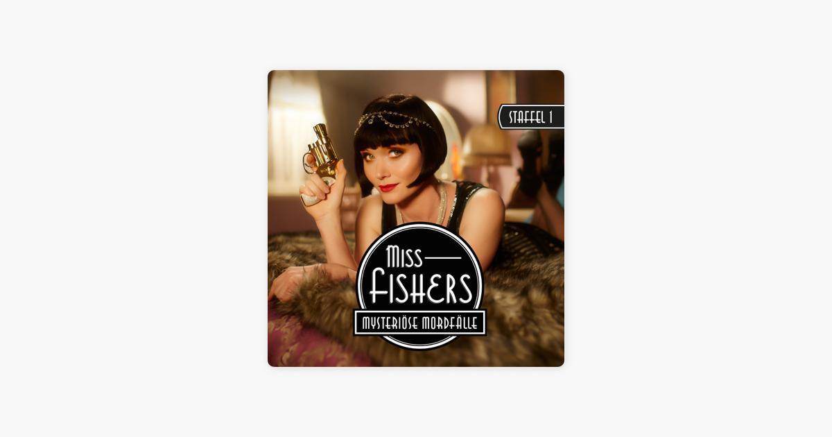 Miss Fisher Staffel 1