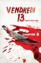 Affiche du film Vendredi 13 : Chapitre 6 - Jason le mort vivant