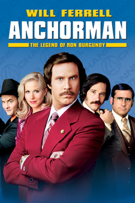 Anchorman: The Legend of Ron Burgundy HD Download