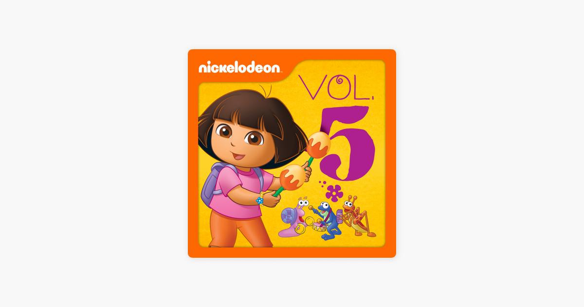 Dora the Explorer, Vol  5