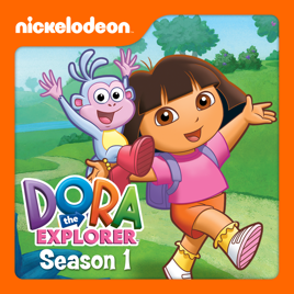 ‎Dora the Explorer, Season 1