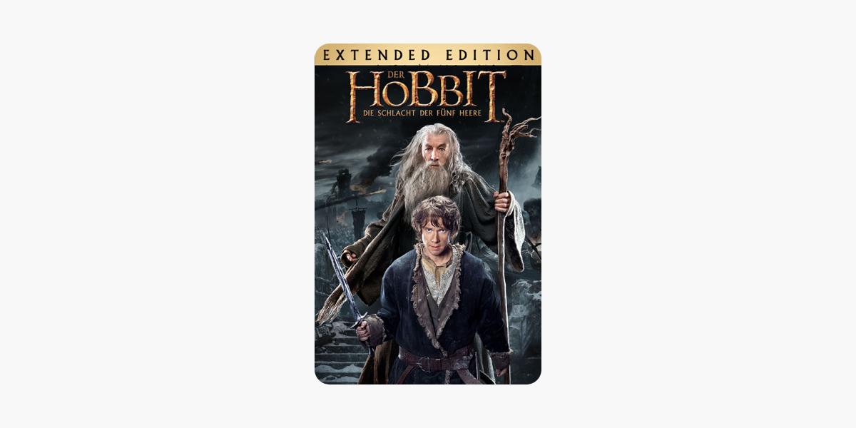 Der Hobbit Die Schlacht Der Fünf Heere Extended Edition In Itunes