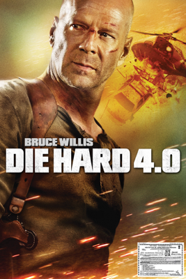 Len Wiseman - Die Hard 4.0 artwork