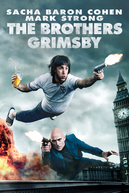 the brothers grimsby on itunes
