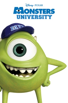 monsters university on itunes