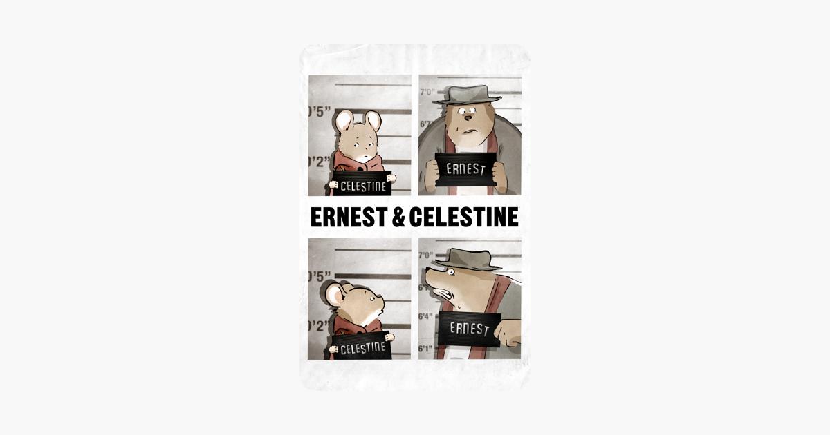 Ernest Celestine On Itunes