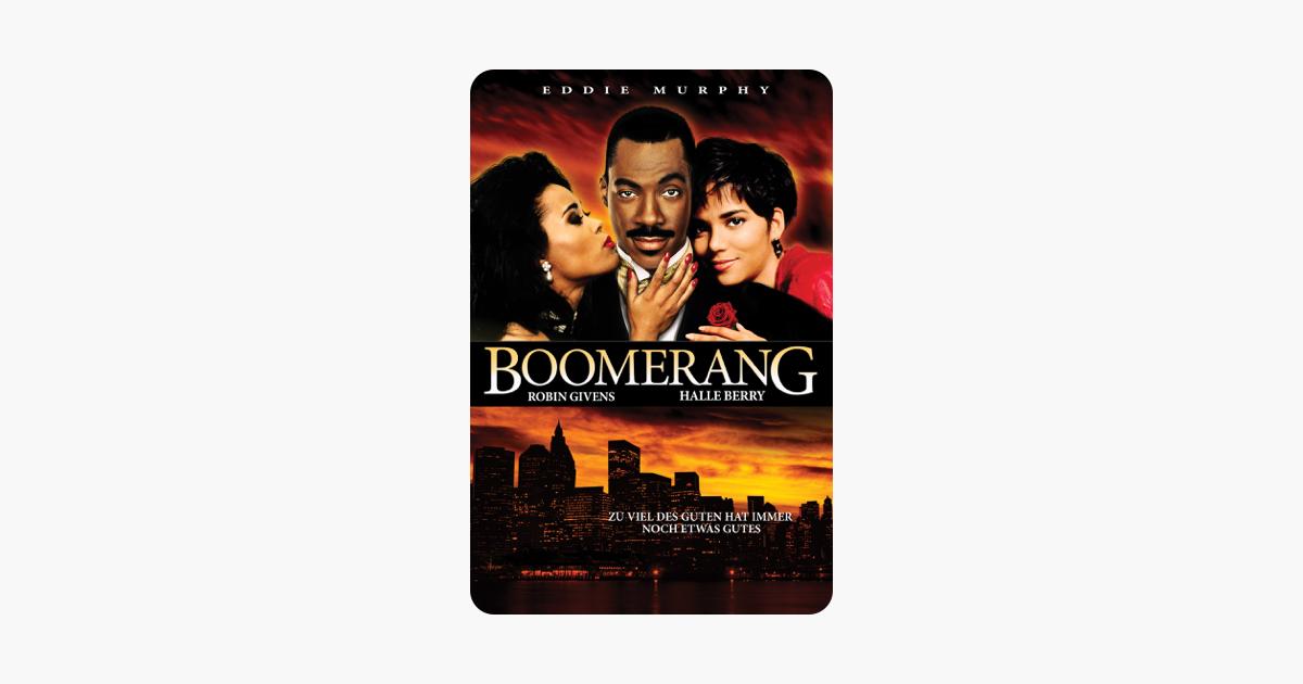 Boomerang Menü Android