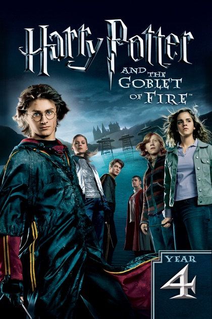 Harry Potter y el cáliz de fuego en iTunes