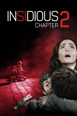Poster of Insidious: Chapter 2 2013 Full Hindi Dual Audio Movie Download BluRay 720p