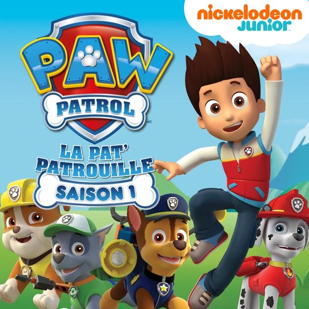 paw patrol la pat patrouille saison 1 partie 1 sur itunes. Black Bedroom Furniture Sets. Home Design Ideas