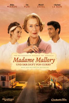 Lasse Hallström - Madame Mallory und der Duft von Curry Grafik