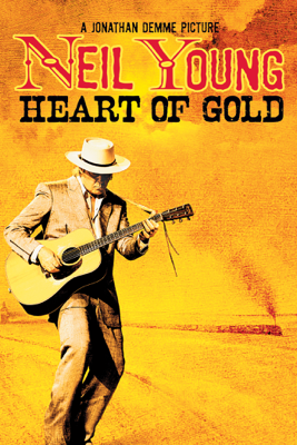 Jonathan Demme - Neil Young Heart of Gold Grafik