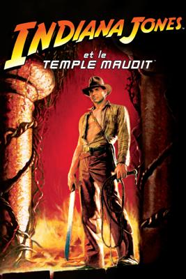 Steven Spielberg - Indiana Jones et le Temple Maudit illustration
