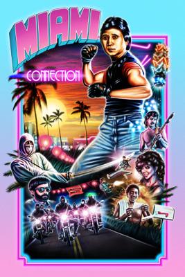 Y.K. Kim & Richard Park - Miami Connection  artwork