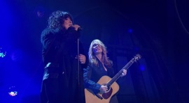 Stairway to Heaven (Live at the Kennedy Center Honors) [feat. Jason Bonham] Heart Rock Music Video 2012 New Songs Albums Artists Singles Videos Musicians Remixes Image