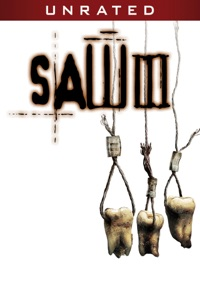 Movie] Saw III (Unrated Director's Cut) Cast - Unknown