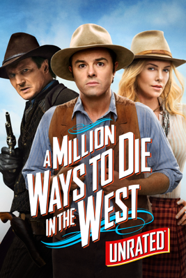 A Million Ways to Die In the West (Unrated) - Seth MacFarlane