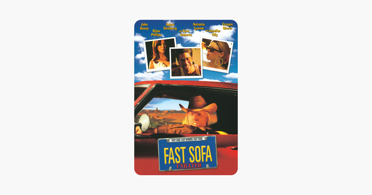 Fast Sofa Unrated On Itunes