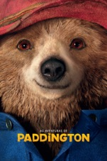 Capa do filme As aventuras de Paddington