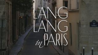 """The """"Making of"""" Lang Lang in Paris"""
