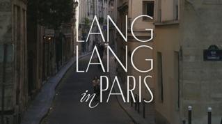 """Das """"Making of"""" Lang Lang in Paris"""