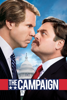 Jay Roach - The Campaign  artwork