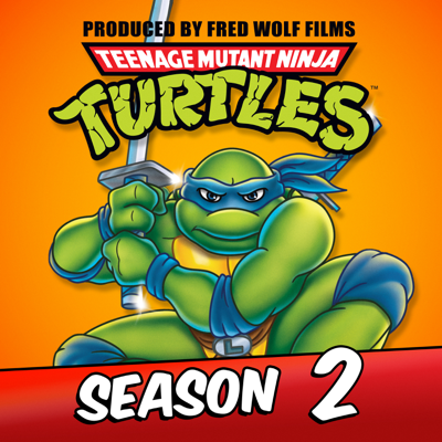 Teenage Mutant Ninja Turtles (Classic Series), Season 2 - Teenage Mutant Ninja Turtles (Classic Series)