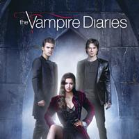 The Vampire Diaries - The Vampire Diaries, Season 4 artwork